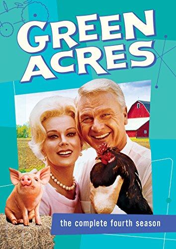 DVD : Green Acres: Season Four (4 Discos)