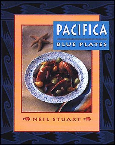 Pacifica Blue Plates by Neil Stuart