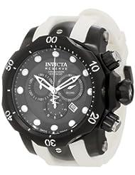 Invicta Men's 11156 Venom Reserve Chronograph Black Mother-Of-Pearl Dial Watch