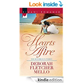 Hearts Afire (Mills & Boon Kimani) (The Boudreaux Family - Book 5)