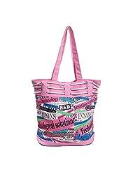 The Jute Shop The Jute Shop Handbag Irresistible Tote Bag Expressing Attitude And Chic