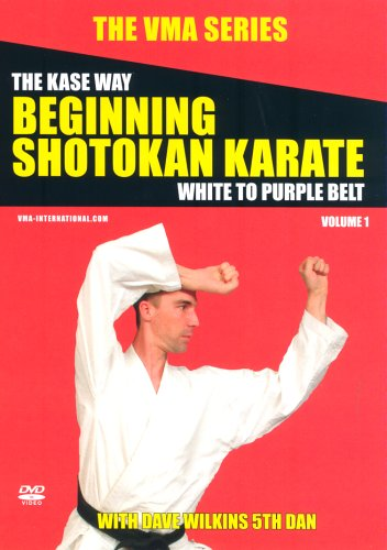 The VMA series - Beginning Shotokan Karate [DVD] [2007]