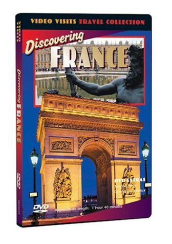 Discovering France [DVD]