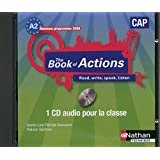 The Book of Actions - Anglais CAP - 1 CD audio collectif