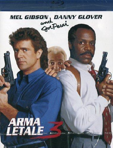 Arma letale 3 [Blu-ray] [Import italien]