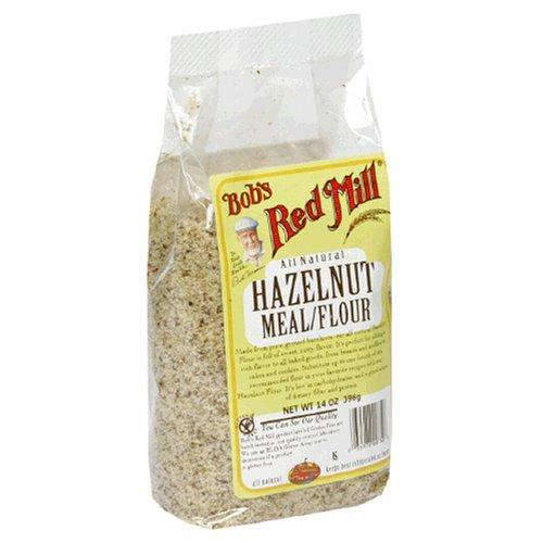 Bob's Red Mill All-Natural Hazelnut Meal/Flour, 14-Ounce Packages (Pack of 4)