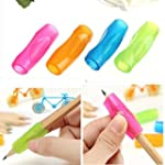 PhilMat 4 Pcs Soft Silicone Pen and P...