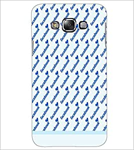 PrintDhaba Heart Pattern D-1491 Back Case Cover for SAMSUNG GALAXY A8 (Multi-Coloured)