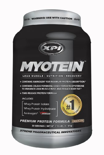 Myotein (Chocolate) - Best Whey Protein Powder - Best Tasting Protein Powder for Weight Loss and Muscle Growth - Best Protein Shake That's Offered