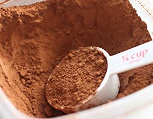 Premium Dutch Processed Cocoa Powder 16 Oz (1 Lb)