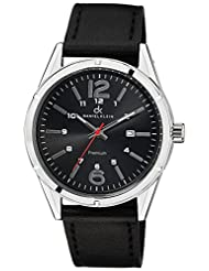 Daniel Klein Analog Black Dial Men's Watch - DK10607-1