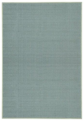 anti-bacterial-rubber-back-doormat-non-skid-slip-rug-18x31-solid-green-plain-color-interior-entrance