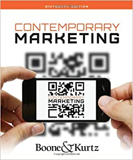 Marketing (9781133628460): Louis E. Boone, David L. Kurtz: Books
