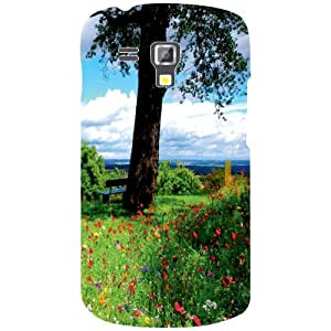Samsung Galaxy S Duos 7582 Back Cover - Fantastic Designer Cases