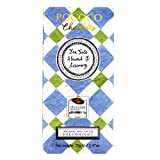 Almond & Rosemary Sea Salt Organic Milk Chocolate Artisan...