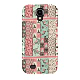Case-Mate DIY Barely There Case for Samsung Galaxy S4 - Christmas Vintage Wrap