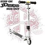 Jd Bug Street Pro Pepper White V3.0 Micro Scooter