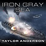 Iron Gray Sea: Destroyermen, Book 7 (       UNABRIDGED) by Taylor Anderson Narrated by William Dufris