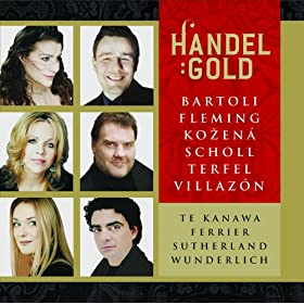Handel Gold - Handel's Greatest Arias