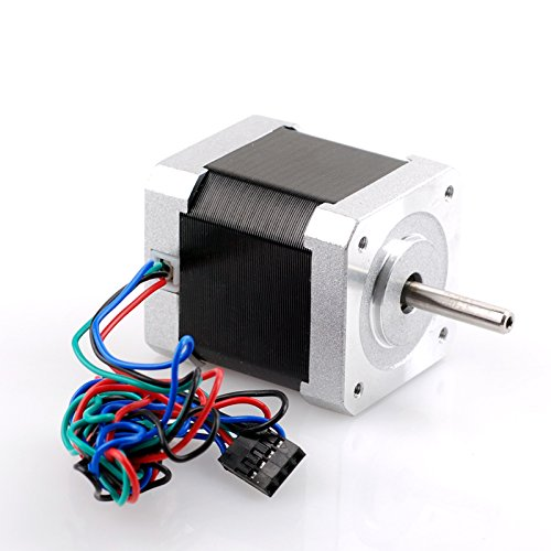 Cisno Nema 17 Hybrid Stepper Motor For Reprap 3D Printer With Cable