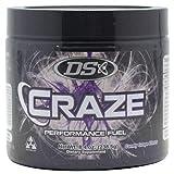 Driven Sports Craze Nutrition Supplement, Candy Grape, 238 Grams