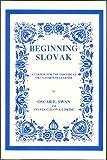 Beginning Slovak CDs & text (Slovak Edition)