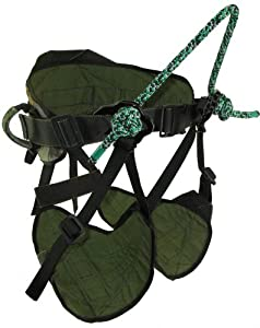 New Tribe Walkabout Rope Bridge Tree Climbing Saddle Harness by New Tribe