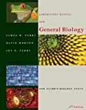 Laboratory Manual for General Biology for Starr's Biology Texts (0534380255) by James W. Perry