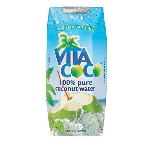 Vita Coco, Pure Coconut Water, 11oz, 12 Pack