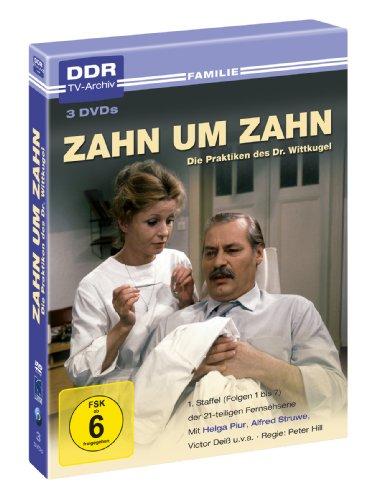 Zahn um Zahn - 1. Staffel [3 DVDs]