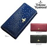 (ヴィヴィアンウエストウッド) Vivienne Westwood 財布 2800 STARDUST スターダスト 二つ折り長財布 選べるカラー[並行輸入品]