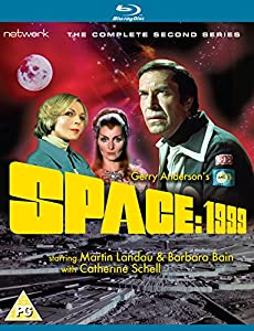 Space: 1999 - The Complete Second Series [Blu-ray]