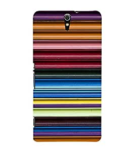 Background Pattern Cute Fashion 3D Hard Polycarbonate Designer Back Case Cover for Sony Xperia C5 Ultra Dual :: Sony Xperia C5 E5533 E5563
