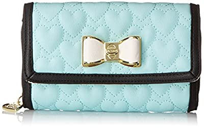 Betsey Johnson Be My Bow On A String BJ43910 Wallet by Betsey Johnson Handbags