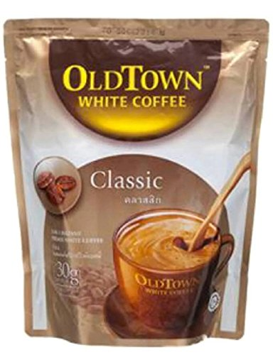 OLD TOWN INSTANT PREMIX WHITE COFFEE 3IN1 CLASSIC 30G. PACK 10SACHETS (Gevalia Whole Bean Colombian compare prices)