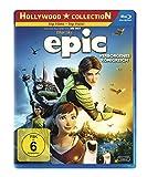 DVD Cover 'Epic - Verborgenes Königreich [Blu-ray]
