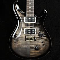 PRS Custom 24 2012 - Charcoal Burst - 59/09's - Pattern Thin