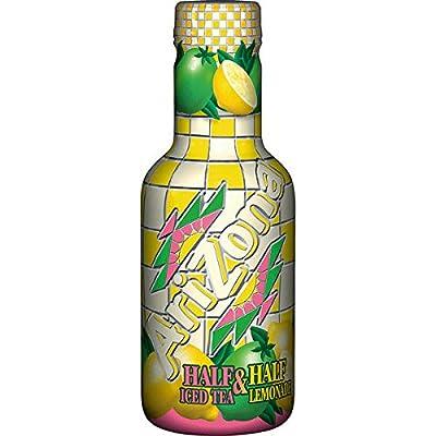 Arizona Half & Half Lemon Ice Tee - 6x0,5l Flaschen (PET) - inkl. EUR 1,50 Pfand von CTP-Germany GmbH - Gewürze Shop