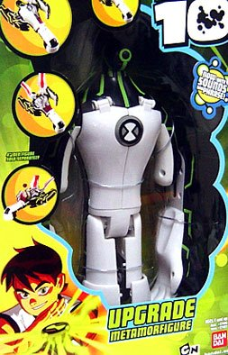 We Already Have One Of A Kind Deals For Ben 10 Ten Deluxe 8 Inch Metamorfigure Transforming Action Figure Upgrade It Is Highly Low Price At This Time