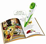 LeapFrog - TAG - Stylo-lecteur Tag Vert