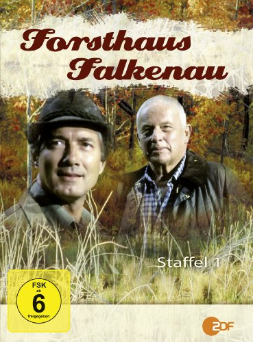 Forsthaus Falkenau - Staffel 1 (4 DVDs)