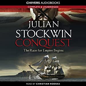 Conquest Audiobook