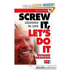 Screw It, Let's Do It (Quick Reads)