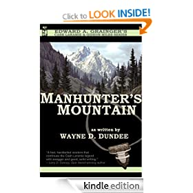 Manhunter's Mountain (Cash Laramie & Gideon Miles Series)