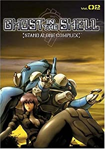 Ghost in the Shell: Stand Alone Complex, Volume 02 (Episodes 5-8)