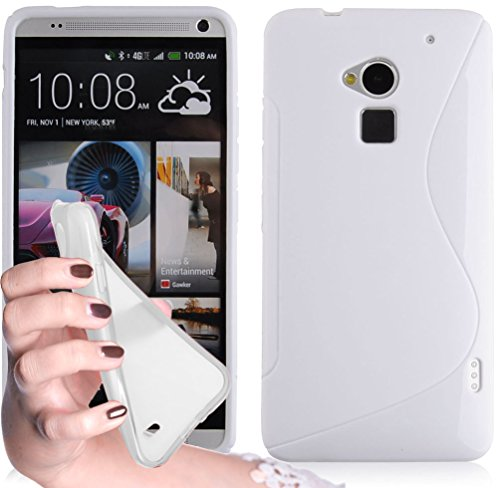 cadorabo-tpu-s-line-style-silikon-hulle-fur-htc-one-max-case-cover-schutzhulle-bumper-in-magnesium-w