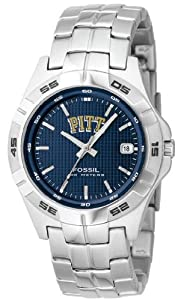 Buy Pittsburgh Fossil Mens 3 Hand Date Watch by Fossil