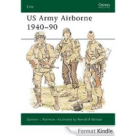 US Army Airborne 1940-90