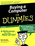 Buying a Computer For Dummies (0764506323) by Gookin, Dan