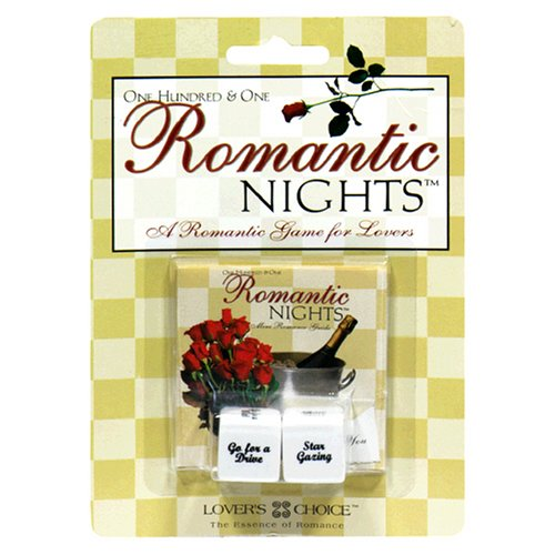 101 Romantic Nights Dice